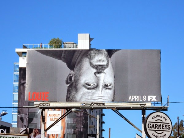 Louie season 5 FX billboard
