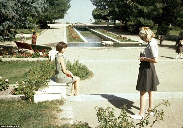 Never Before Seen Photos Of 1960s Afghanistan Before War