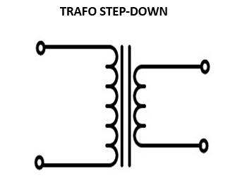 down - Jenis Trafo Step Up Dan Step Down