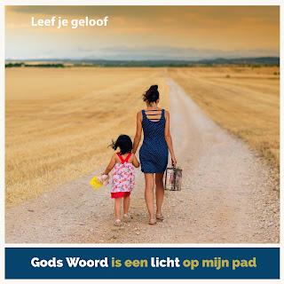 Leef je geloof: Luister naar God