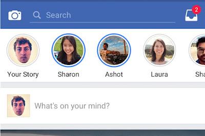 """""""Facebook Stories"""" el contenido temporal que ha ganado mucho peso"""