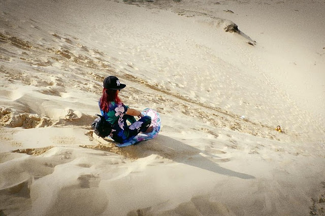 "Sand Dunes In Quang Binh - Where You Can ""Chill"" With ""Sahara Version Vietnam"" 1"