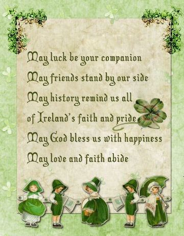 St patricks day 2018 text messages wishes sms greetings love st patricks day 2018 text messages wishes sms greetings love messages m4hsunfo