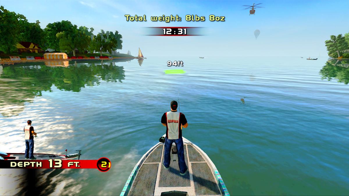 Download fishing simulator 2010.