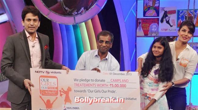 Priyanka Chopra, Priyanka Chopra Our Girl Our Pride Campaign Show Pics