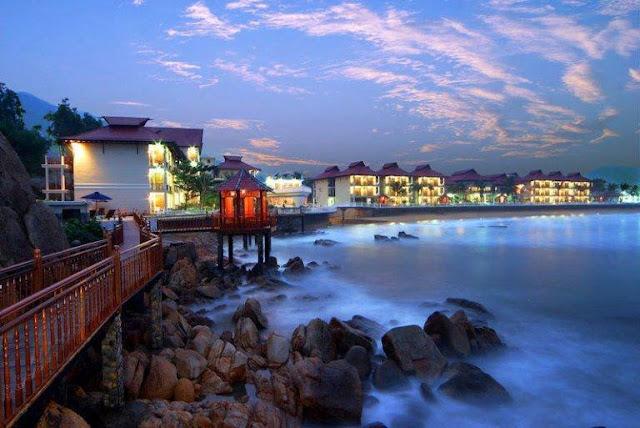 Royal Hotel & Healthcare Resort Quy Nhon từng do vợ ông Trần Bắc Hà quản lý