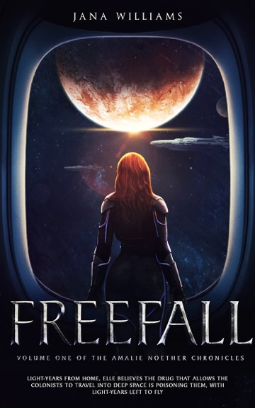 Book: Freefall by Jana Williams