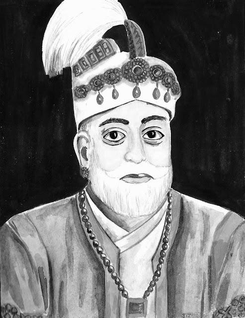 Raja of Travancore