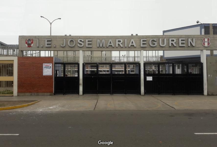 Colegio 6052 JOSE MARIA EGUREN - Barranco