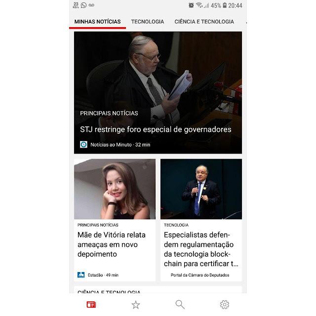 Microsoft Notícias