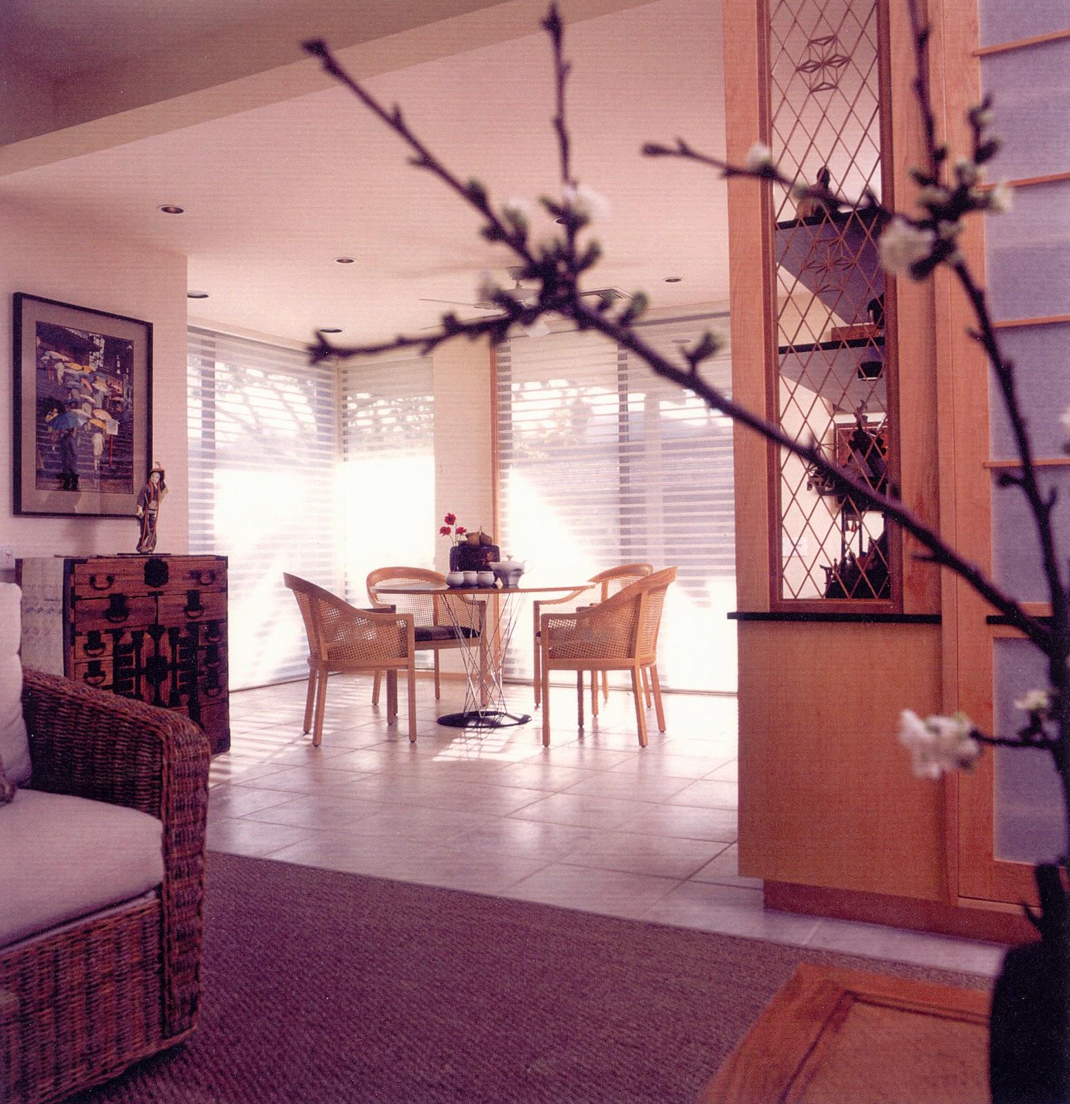 Shibui Articles: Interiors With Tansu 1