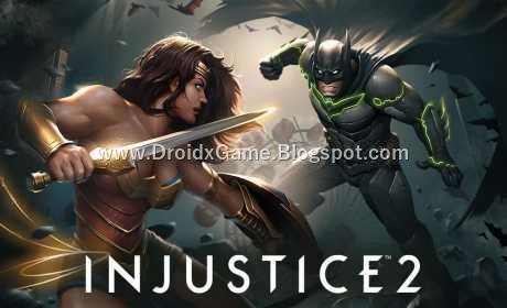 Injustice 2 Final 2.0.0 Apk + Mod (Immortal,Blood,dll) + Mega Mod + Data Untuk android
