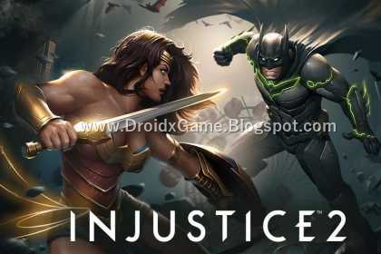 Injustice 2 Final 2.0.0 Apk + Mod (Immortal,Blood,dll) + Mega Mod + Data Untuk android
