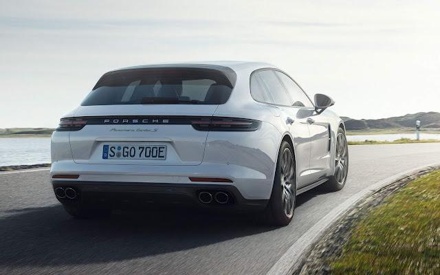 Porsche Panamera Sport Turismo Híbrido