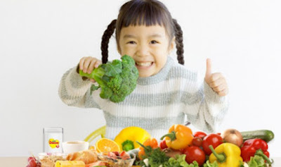 Nutrisi Otak Sebagai Pembentuk Otak Sehat Untuk Anak
