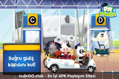 Dr. Panda Havaalanı hileli indir