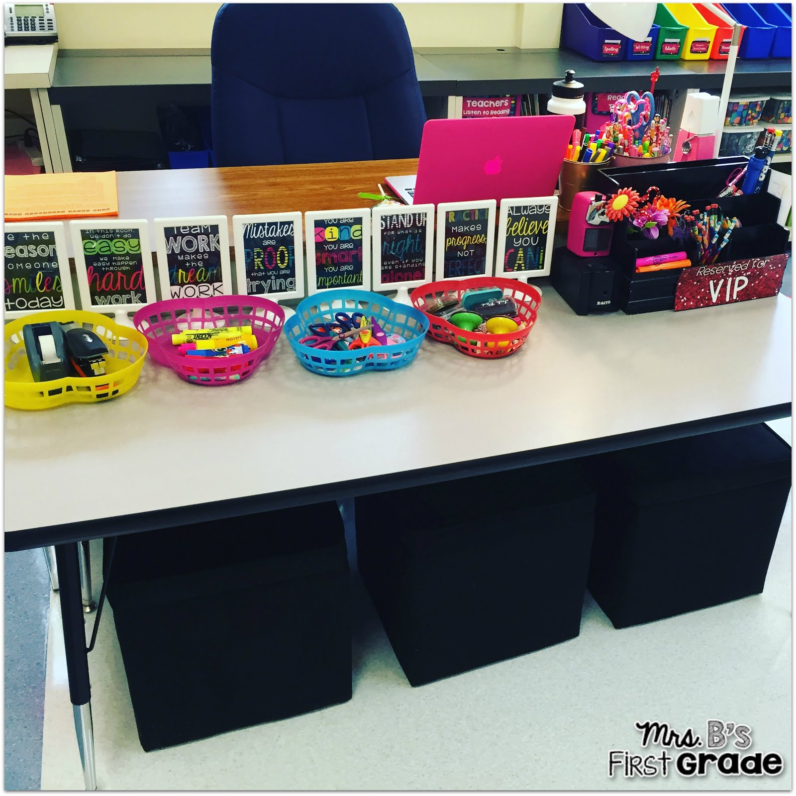 Simple Start To Flexible Seating For Young Learners