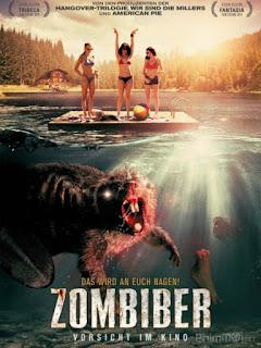 Thây ma Hải Ly - Zombiber (Zombeavers) (2014)