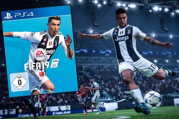 لعبة FIFA 19 تطيح بإصدار Spider-Man من مبيعات الألعاب في بريطانيا ..