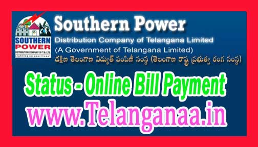 Telangana Electricity Bill Online Payment-How to Check Online Status