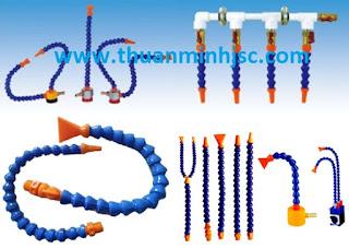 Adjustable plastic cooling tube Ống nước tưới nguội