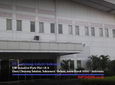 Lowongan Kerja Via Email | PT Armstrong Industri Indonesia