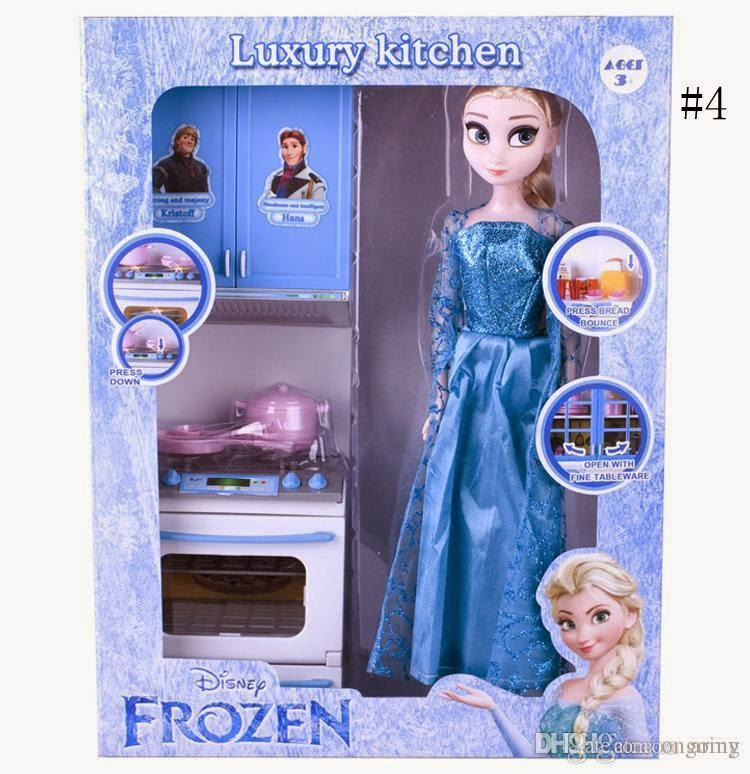 Barefoot Pregnant And In The Kitchen: Princess Elsa Barefoot And Pregnant?........