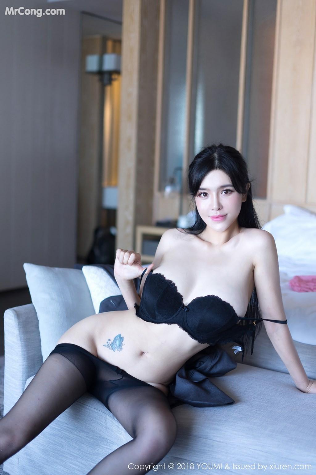 Image YouMi-Vol.238-Liu-Yu-Er-MrCong.com-004 in post YouMi Vol.238: Người mẫu Liu Yu Er (刘钰儿) (46 ảnh)