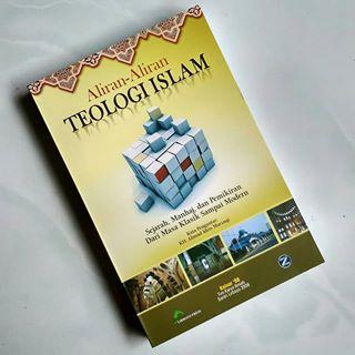 Buku Aliran-Aliran Teologi Islam - Toko Buku Aswaja Surabaya