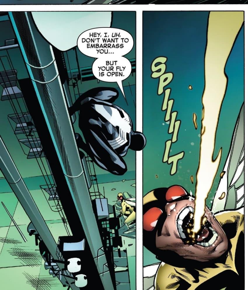 Comic Frontline: Top 5 Panels Of The Week - 4/10/19