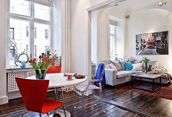 curso de design de interiores imóveis decorados