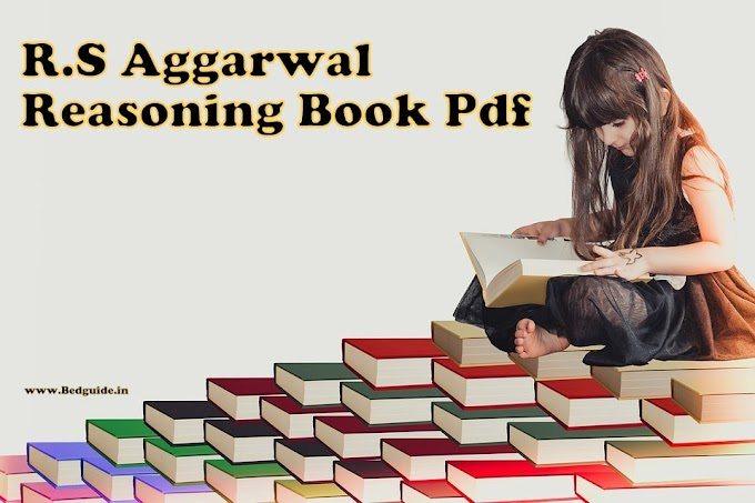 [PDF] R.S Aggarwal Reasoning Book Pdf Free Download in English