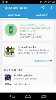 Android telefona root atmak