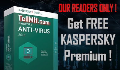 2016 New Year Giveaway: Win KASPERSKY Premium Contest