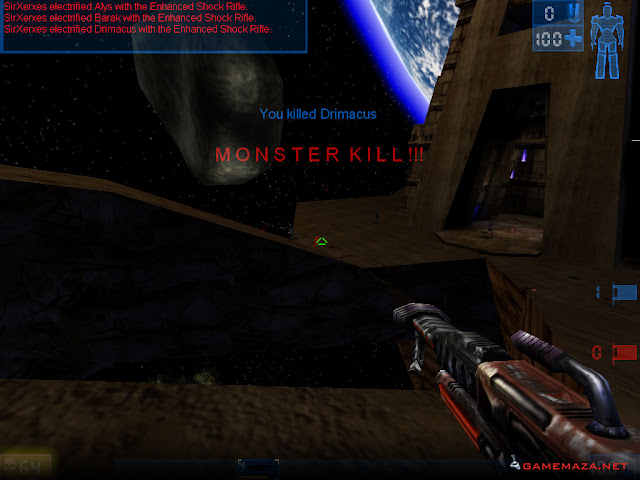 Unreal Tournament 1999 Gameplay Screenshot 1