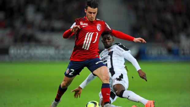 Les Lillois et les Rennais se séparent sur un nul 1-1 lors de cette 25e journée de Ligue 1