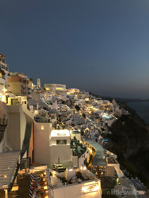 Thira, Santorini - littleswallow.me