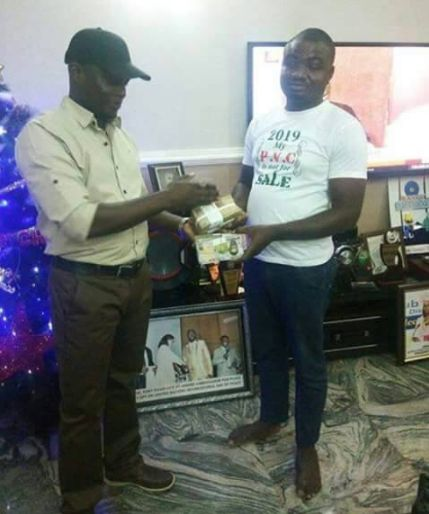 Tony Ogah gives N1m to Kogi Civil Servant who resigned after 10 months without salary