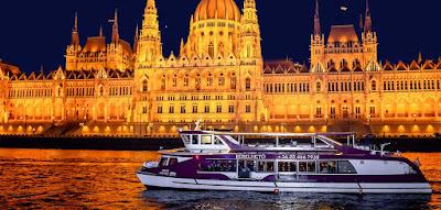 budapest danube cruise