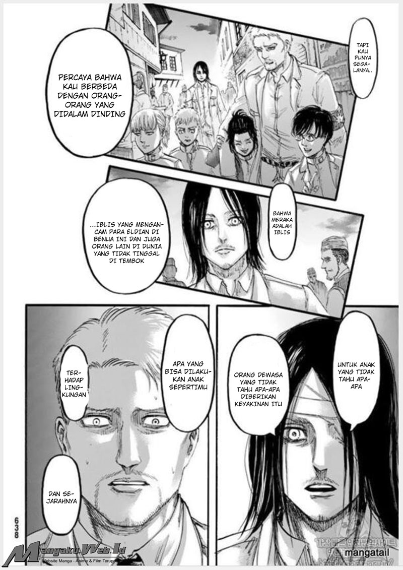 Shingeki No Kyojin: Chapter 100 - Page 28