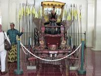 Yuk, Tamasya ke Museum Kereta Singa Barong