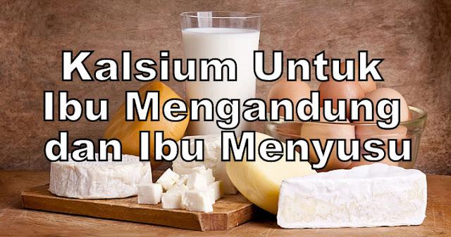 vitamin untuk ibu menyusu kalsium vitamin untuk tulang