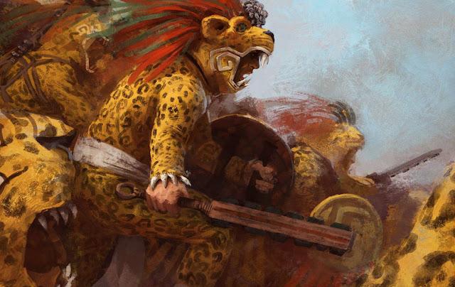 The Jaguar Warriors
