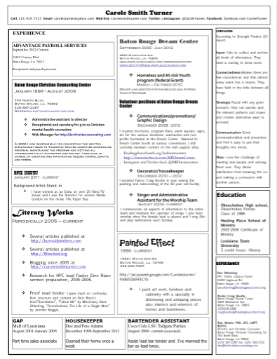 Jack Of All Trades Resume profile i am a digital jack of all trades