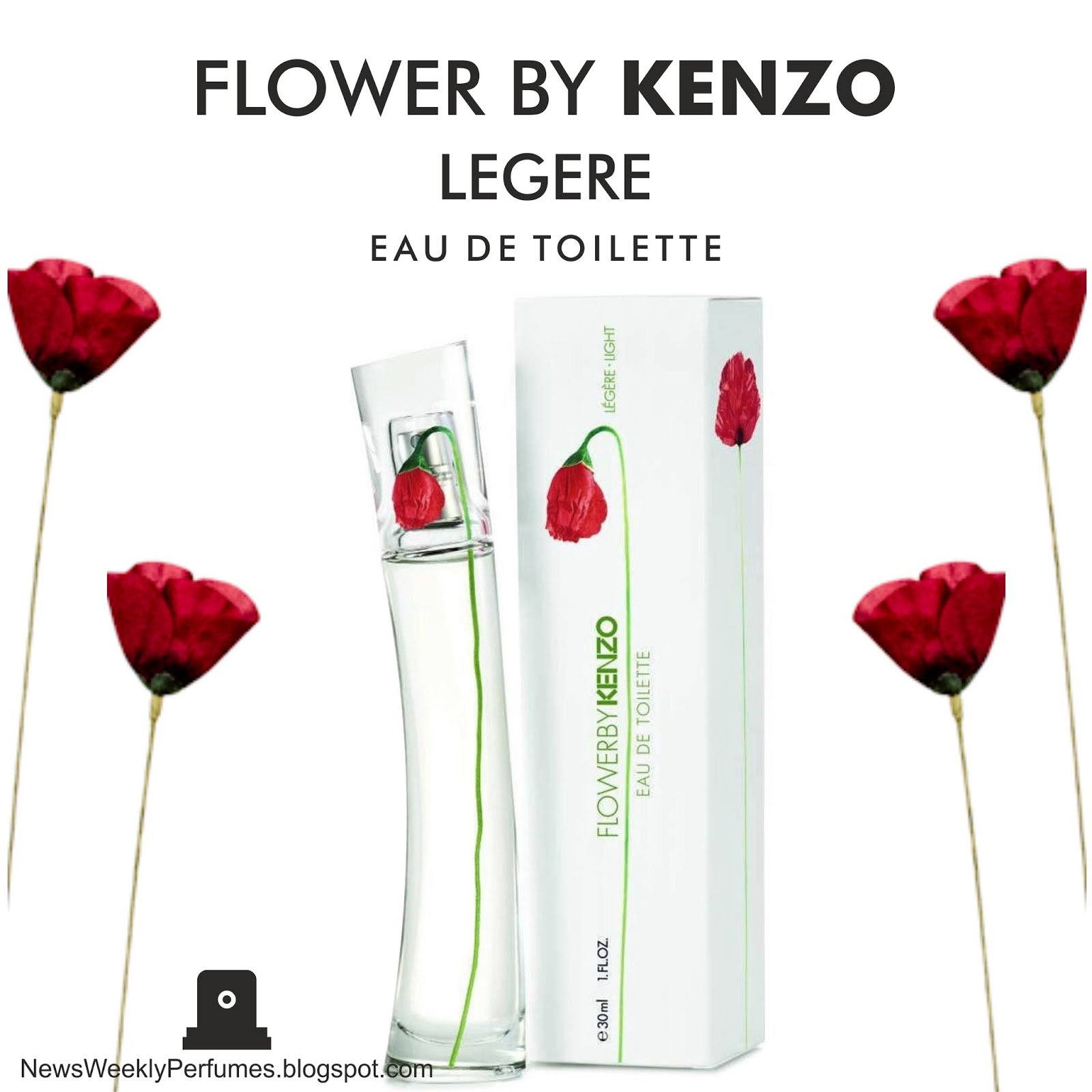 a57bc4f72 Kenzo launches Flower by Kenzo Legere Light as a limited edition in 2015, a  new women fragrance. Flower by Kenzo Legere is a Floral perfume.