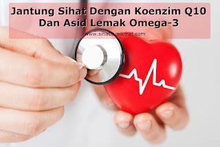 set kesihatan jantung shaklee