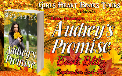 Book Blitz | Audrey's Promise by Susan Sheehey