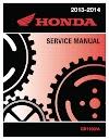 Service Manual Honda
