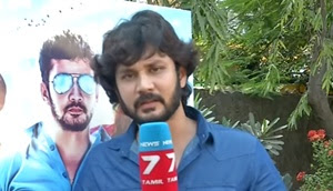 Small screen actor Vishnu's Yaar Endru Therigiratha team interview
