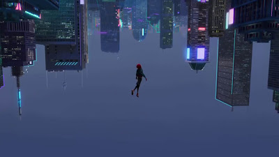 spider man into the spider verse wallpaper